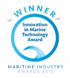 Innovation in Marine Technology Award 143x160